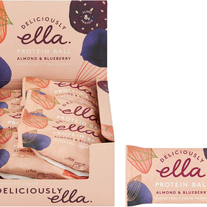 Deliciously Ella Energy Balls Pk 12- Suitable for Vegans