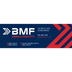 BMF Outdoor Banner