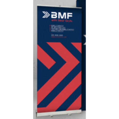 BMF Indoor Banner