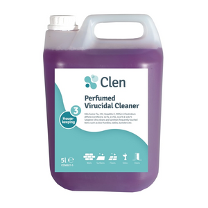 Perfumed Virucidal Cleaner & Disinfectant (2x5Ltr)