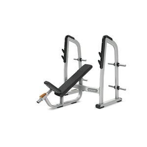 Free Weight Olympic Incline Bench