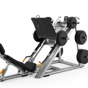 Plate Loaded Angled Leg Press