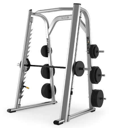 Plate Loaded Smith Machine
