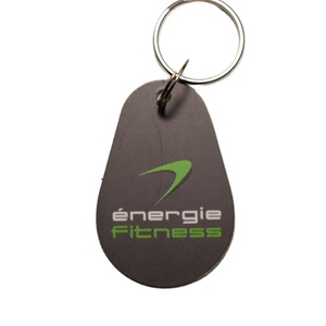 énergie branded teardrop Access Control Fobs Pack of 400