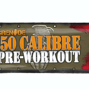 Grenade .50 calibre Preloaded Sachets - Box of 25