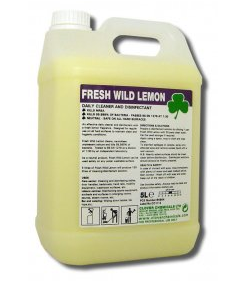 Fresh Wild Lemon Daily Cleaner & Disinfectant