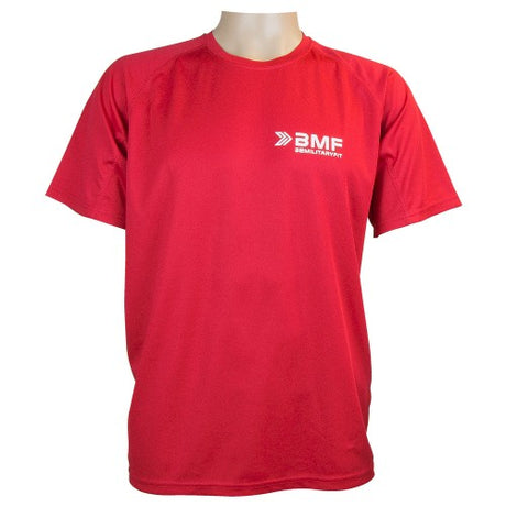 BMF Instructor T-shirt - Red