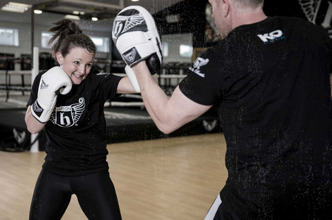 Hatton Boxing ADVANCED LEVEL Training Course (4LK)