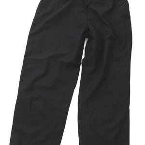 Ladies Bi-Stretch Tracksuit Bottoms in Black