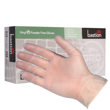 Vinyl Gloves (Pk of 100)