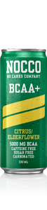 NOCCO BCAA  x 330ml- Pack of 24