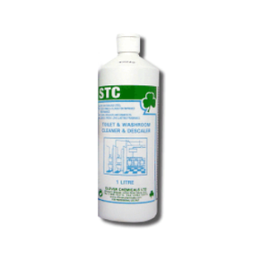 STC Acidic Toilet & Washroom Cleaner x 1Ltr Pk 12