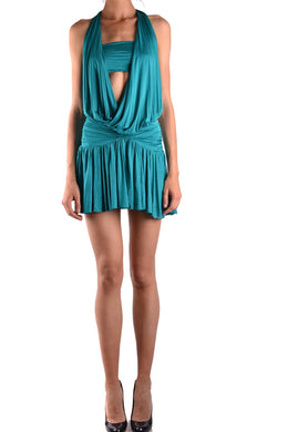 Ocean Green Dress, Pinko