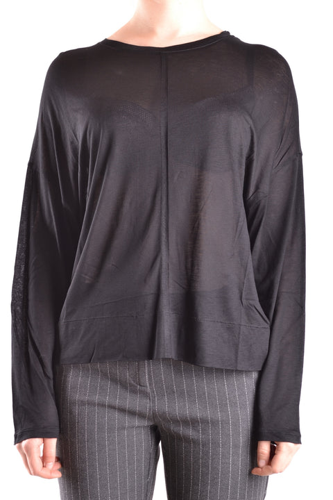 Sheer Long-Sleeve, Dondup