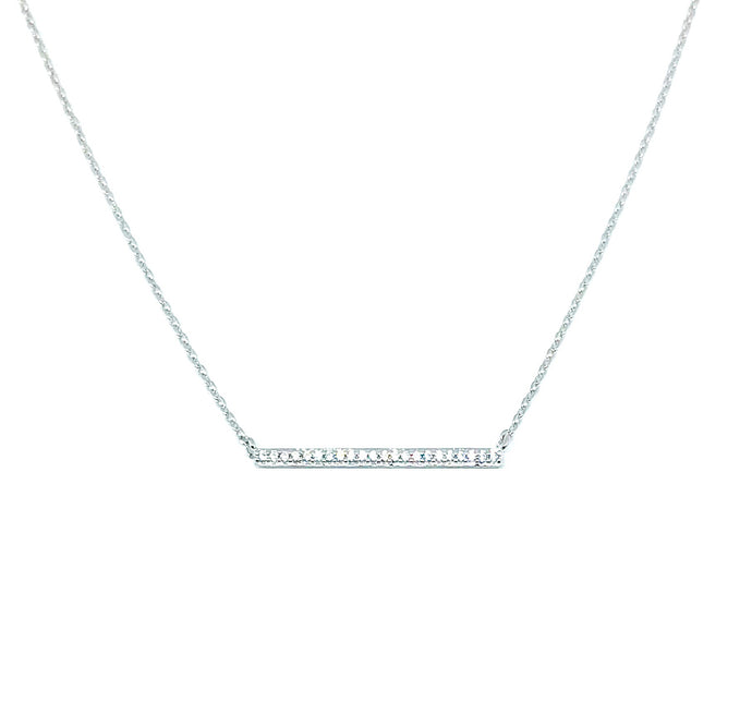 Ballet Barre Necklace
