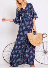 Load image into Gallery viewer, Desert Springs Maxi Floral Dress