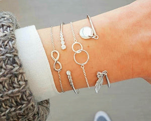 Dream Catcher Bracelet Set