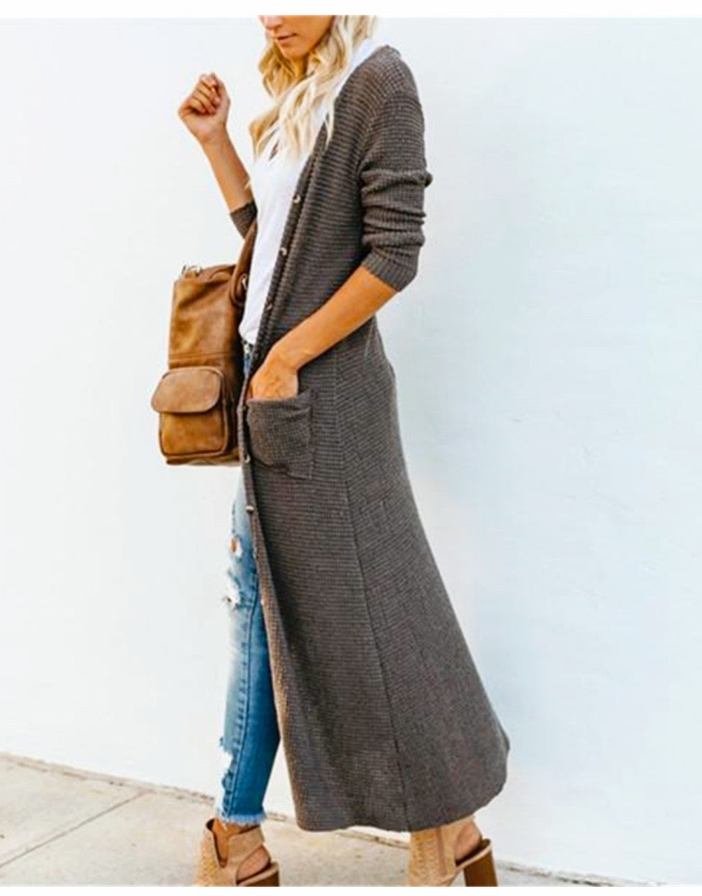 Hyde Park Duster Cardigan