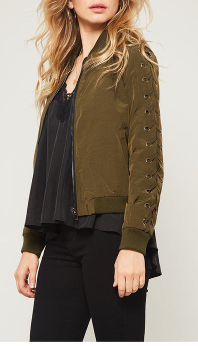 Kelly Bomber Jacket