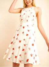 Load image into Gallery viewer, Kohana Sleeveless Floral Dress