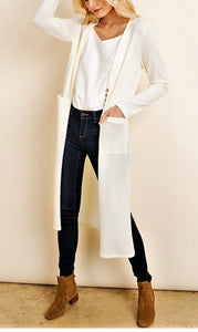 Maiden Lane Duster Cardigan