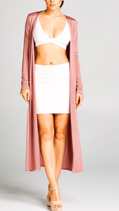 Miami Beach Duster Cardigan