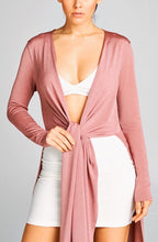 Load image into Gallery viewer, Miami Beach Duster Cardigan
