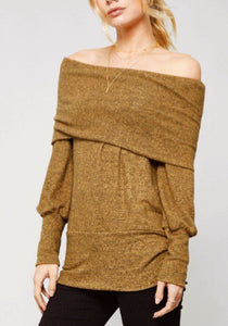 Sherbrooke Off the Shoulder Sweater