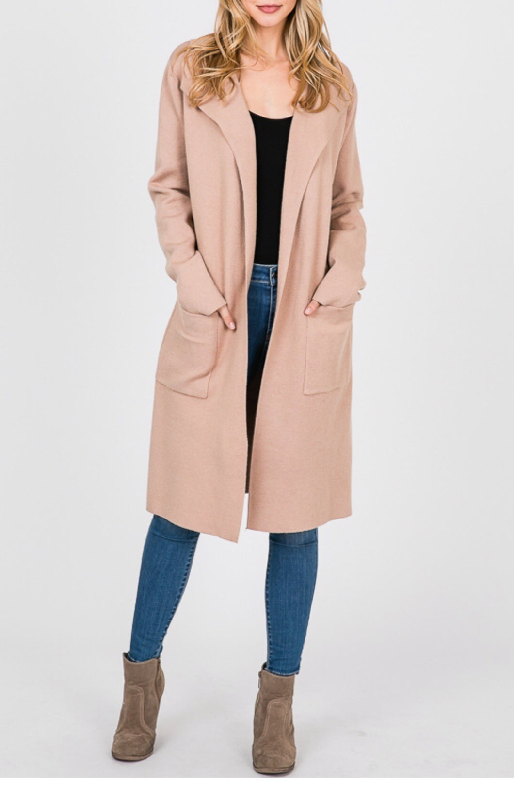 Tribeca Tailored Maxi Coat