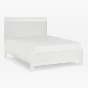 Kerren Queen Bed With Led Lighting