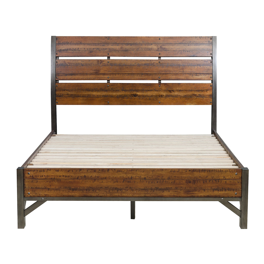 Dayton California King Platform Bed