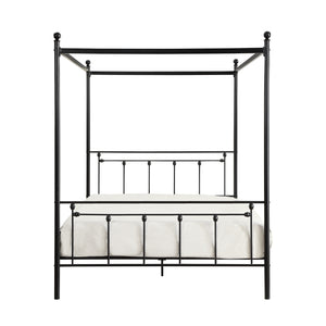 Cameron Canopy Queen Platform Bed