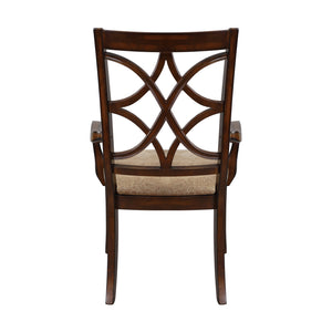 Lindsey Arm Chair, Set of 2