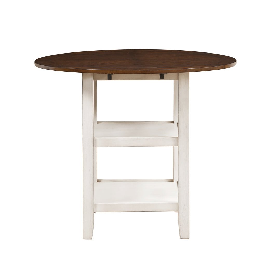 Cristo Counter Height Drop Leaf Table