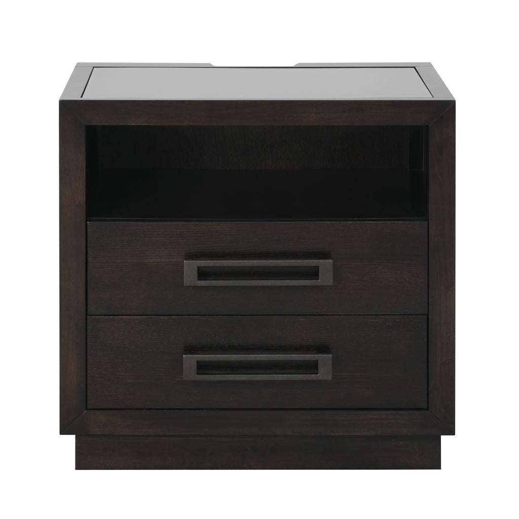 Bexley Night Stand with LED Lighting