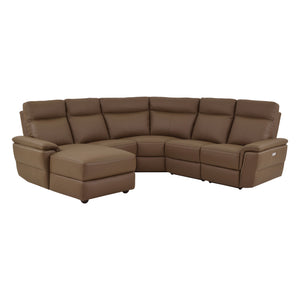 Fleming  5-Piece Sectional, Left Facing Chaise