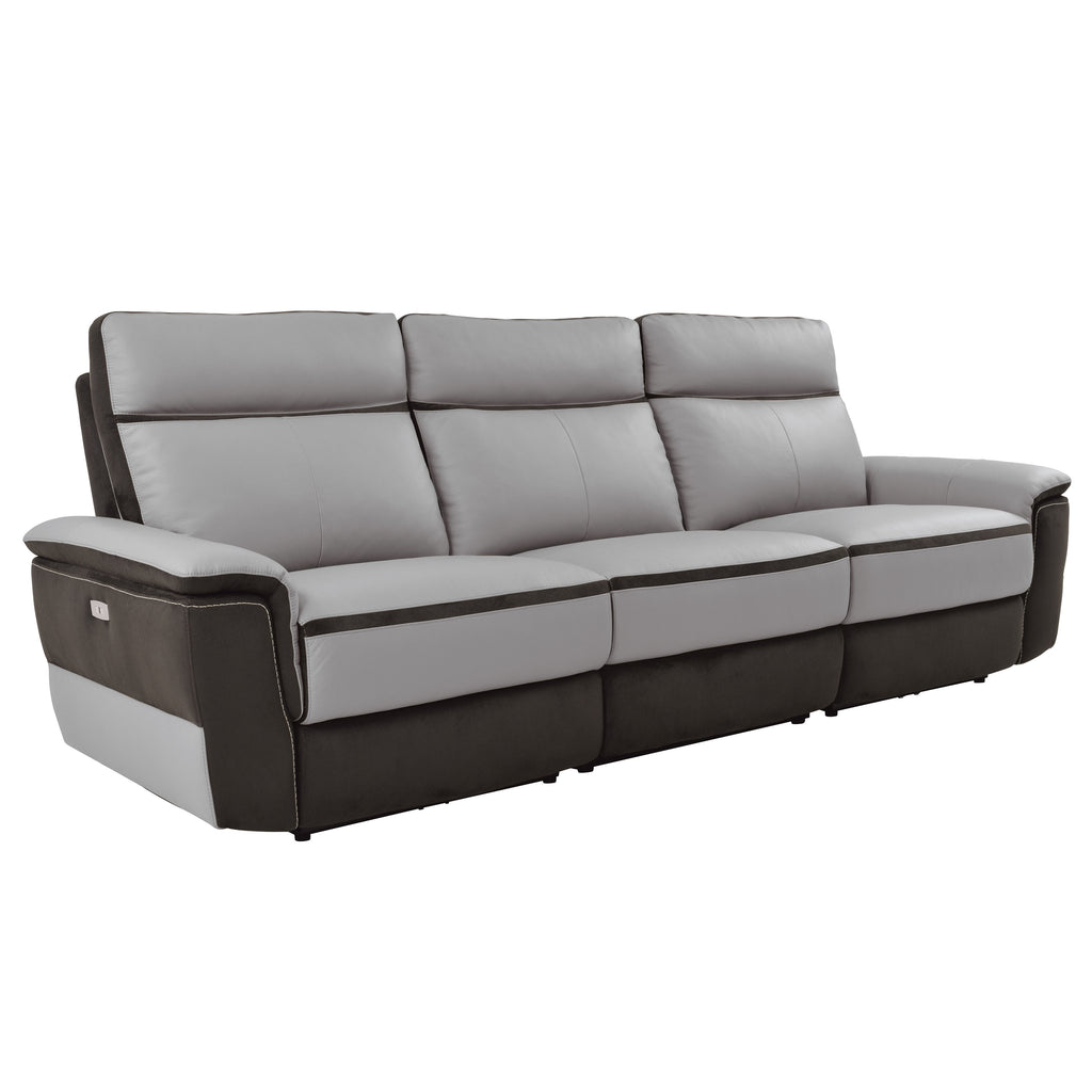 Fulton Power Double Reclining Sofa