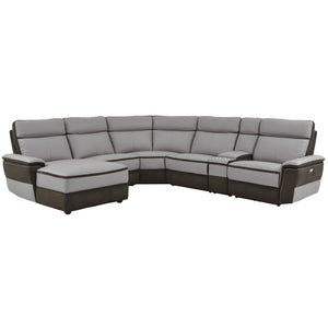 Fulton 6-Piece Sectional, Left Facing Chaise