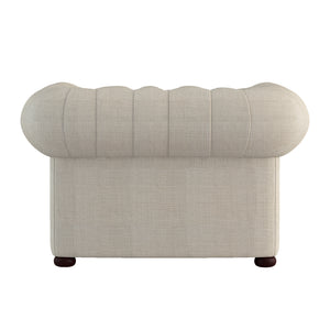 "Beige 51"" Chair"