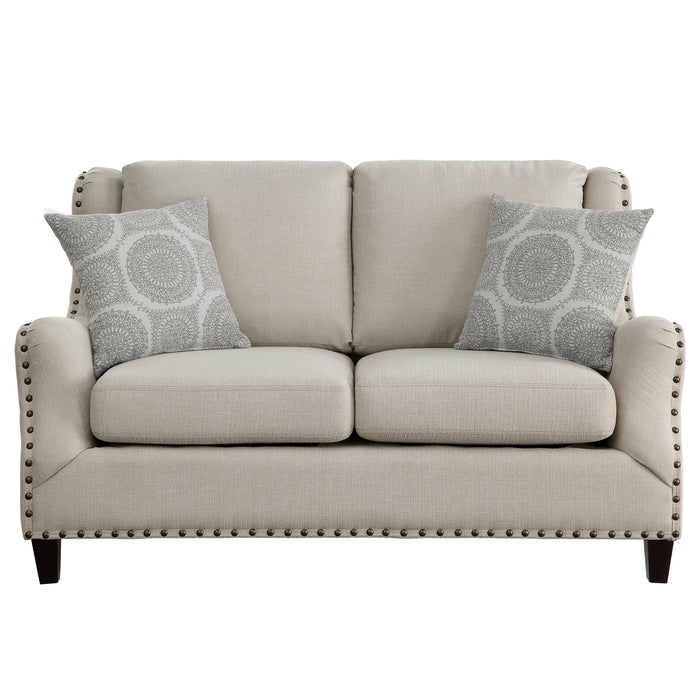 Textured Loveseat