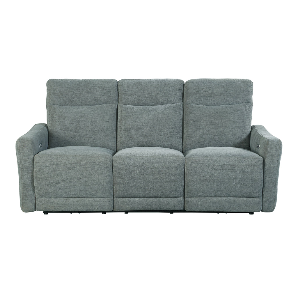 Maston Power Double Reclining Sofa