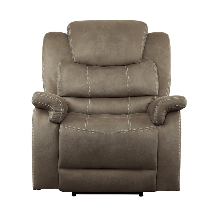 Altair Power Reclining Chair with Power Headrest and USB Port