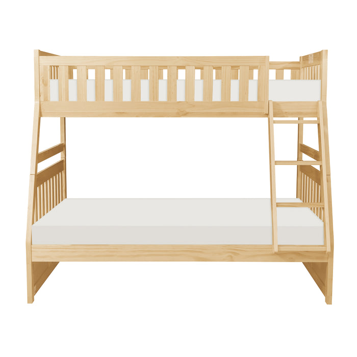 Brighton Twin/Full Bunk Bed