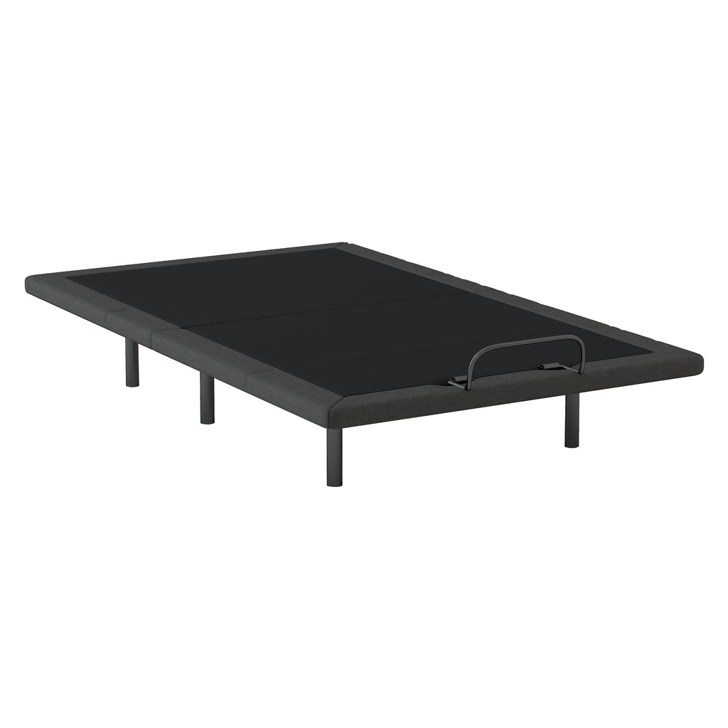 California King Wireless Upholstered Adjustable Bed Base