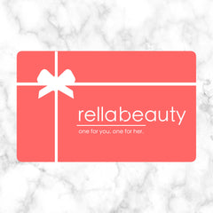 Rella Beauty Gift Cards