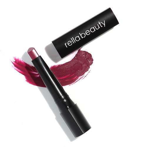 Soul Sister is a berry lipstick is your go to for a shade that's adventurous, bold and a little daring.