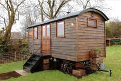 Shepherd's Huts and the Tourism Industry