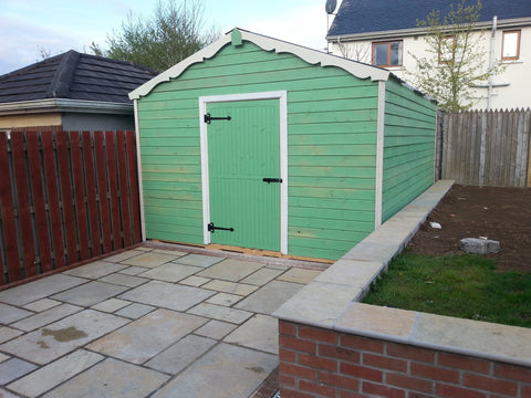 garden sheds county sligo