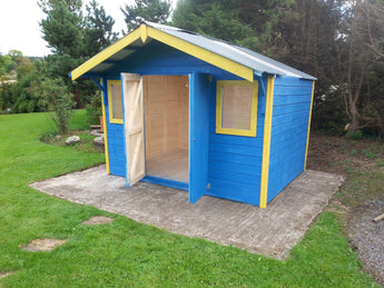 garden sheds co sligo