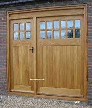 Cottage Teak Door